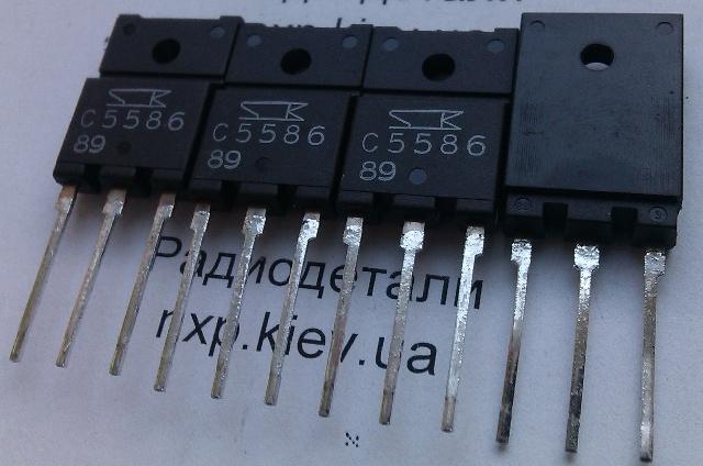 2SC5586 оригинал транзистор биполярный купить. Оболонь Киев Харьков Львов Одесса Днепр Запорожье Полтава Сумы Луцк