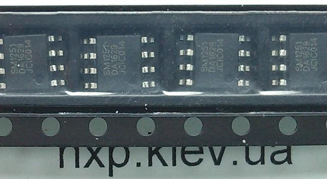 SM1251 оригинал LED драйвер купить. Оболонь Киев Харьков Львов Одесса Днепр Запорожье Полтава Сумы Луцк