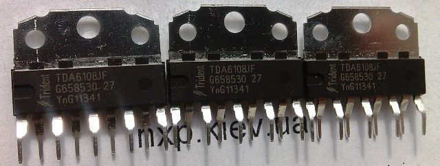 TDA6108JF u0446u0435u043du0430.