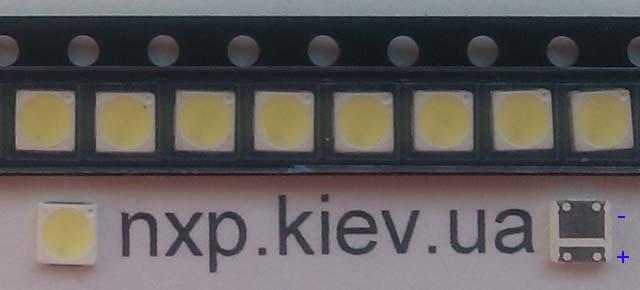 LED EVERLIGHT 3030 6V 265ma E62 LED для телевизора купить. Оболонь Киев Харьков Львов Одесса Днепр Запорожье Полтава Сумы Луцк