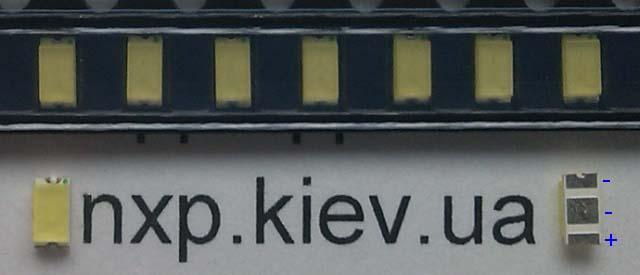 LED TCL 3216 3V 60ma LED для телевизора купить. Оболонь Киев Харьков Львов Одесса Днепр Запорожье Полтава Сумы Луцк