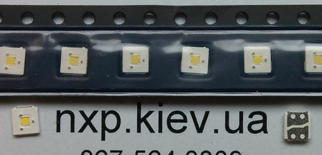 LED LUMENS 3535 3V 700ma T31 LED для телевизора купить. Оболонь Киев Харьков Львов Одесса Днепр Запорожье Полтава Сумы Луцк