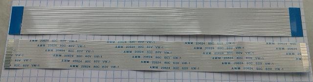 шлейф 40 pin 200mm 0.5mm плоский шлейф купить. Оболонь Киев Харьков Львов Одесса Днепр Запорожье Полтава Сумы Луцк
