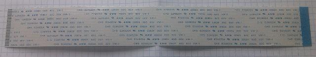 шлейф 24 pin 360mm 1.25mm реверсный плоский шлейф купить. Оболонь Киев Харьков Львов Одесса Днепр Запорожье Полтава Сумы Луцк