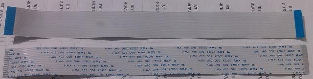шлейф 45 pin 230mm 0.5mm плоский шлейф купить. Оболонь Киев Харьков Львов Одесса Днепр Запорожье Полтава Сумы Луцк